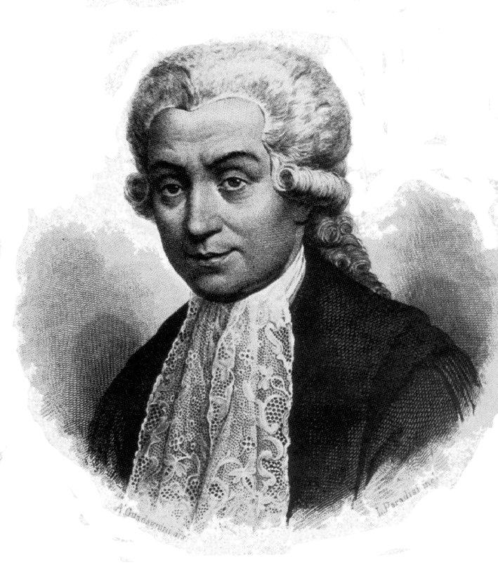 Um 1780 entdeckt Luigi Galvani durch Experimente an Fröschen die Energiegewinnung durch elektrochemische Prozesse.