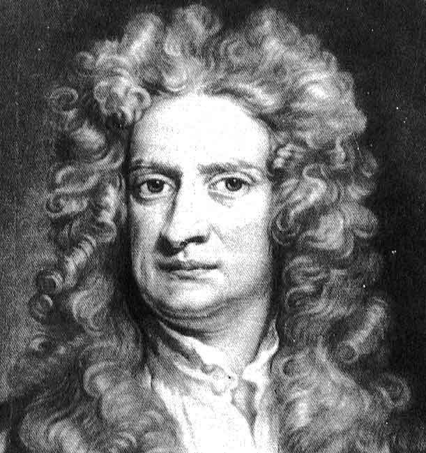 """1687 erscheint das Manuskript """"Philosophiae naturalis principia mathematica"""" des Mathematikers und Begründers der klassischen theoretischen Physik und damit der exakten Naturwissenschaften Isaac Newton."""